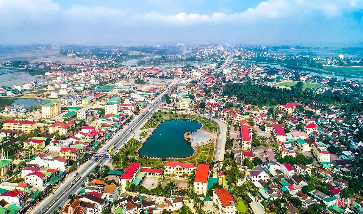 Phố thương mại Thiên Lộc Complex