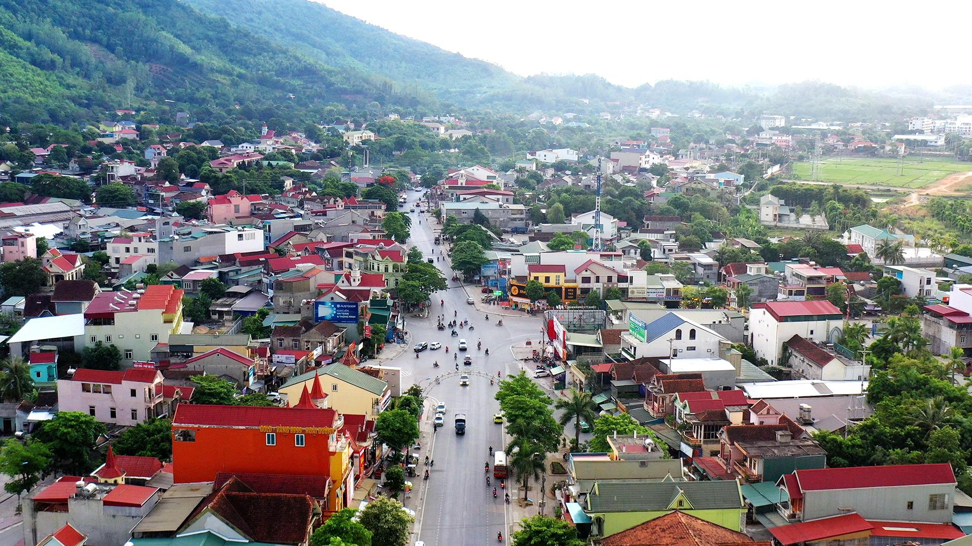 Thị xã Thái Hòa