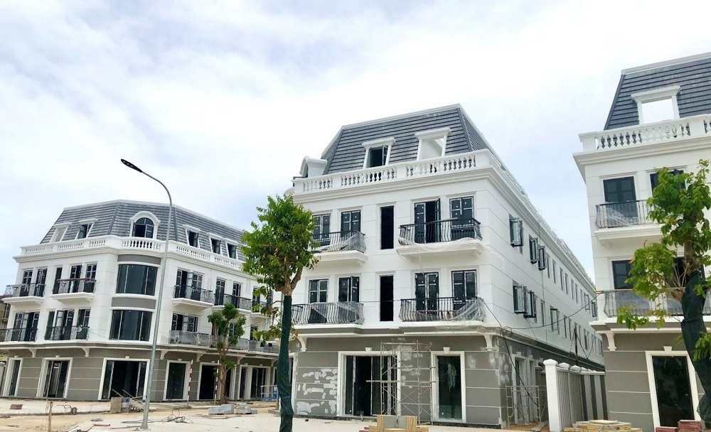 bất động sản Thái Hòa - vincom